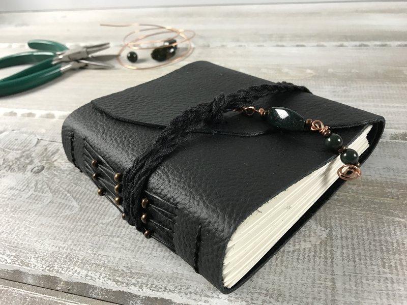 Wrap-Around Leather Journal