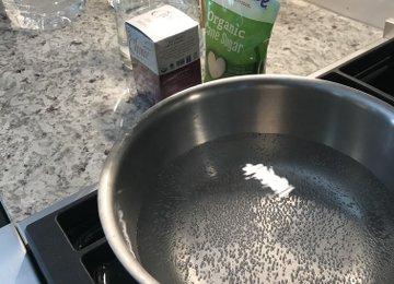 water for kombucha
