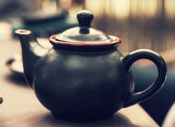 teapot for kombucha