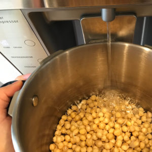 chickpeas ready to cook